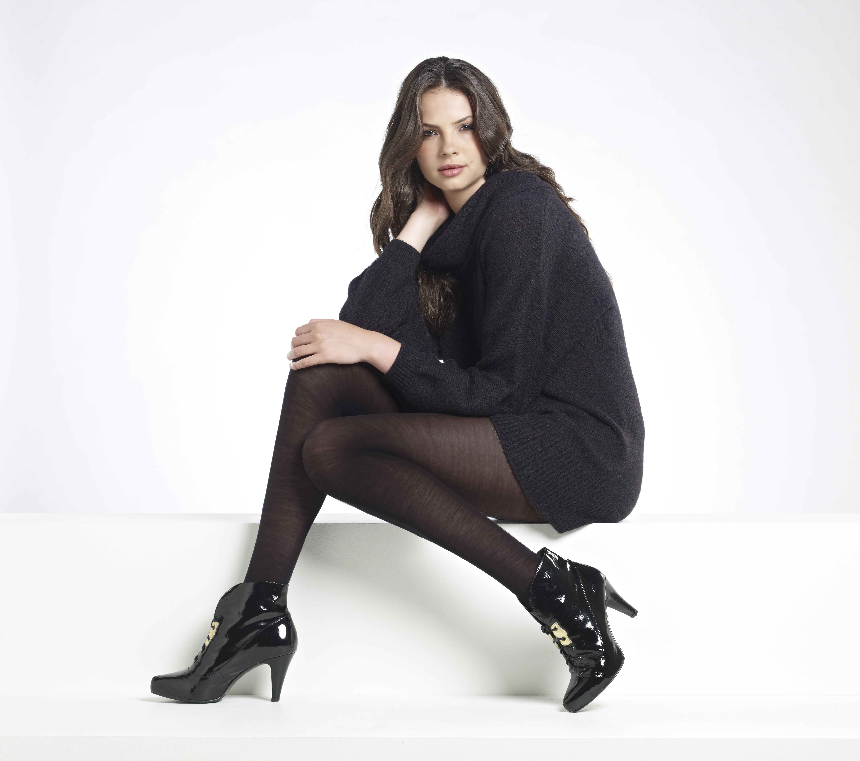 Levante 100 Denier Appearance Wool Tights 70 Wool Black Charcoal Mocca Ebay
